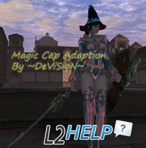 Ultimate Magic Cap (HighFive)